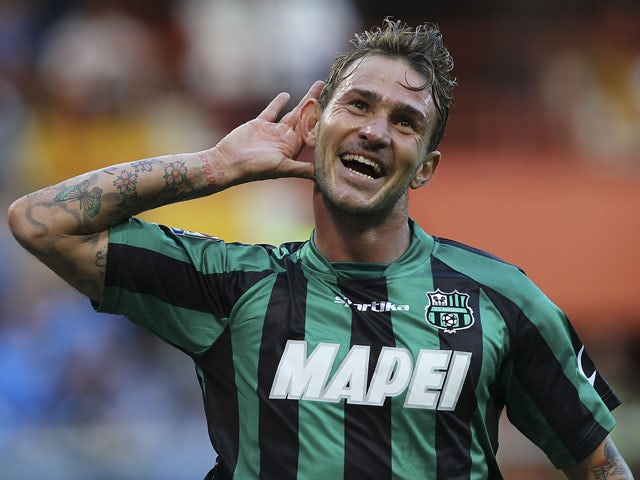 Result: Sassuolo strike late to beat Bologna