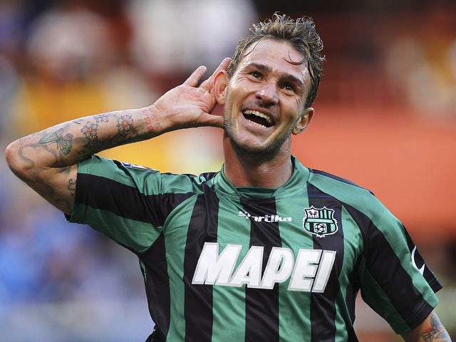 Result: Sassuolo shade Samp in seven-goal thriller