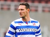 Sean Morrison of Reading during the Sky Bet Championship match between Reading v Watford at The Madejski Stadium on August 17, 2013