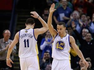 NBA roundup: Warriors, Spurs, Nets win