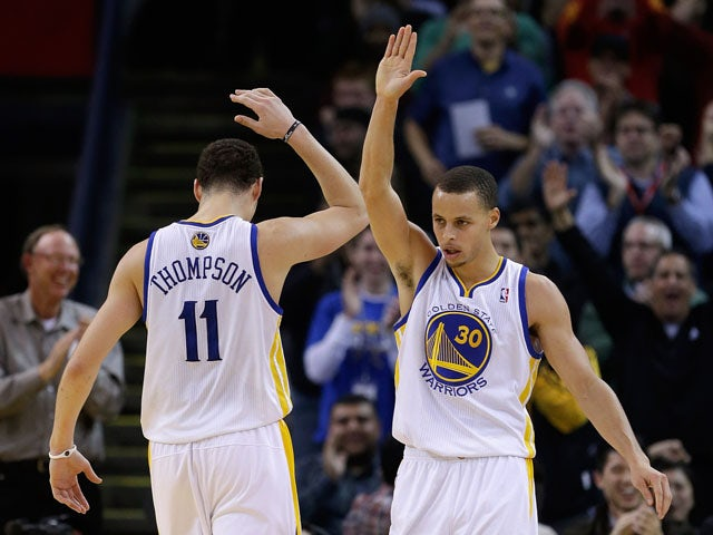 Thompson: 'O'Neal speech inspired Warriors'