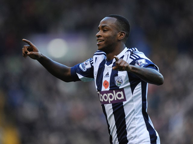 Result: West Brom add to Palace's woes