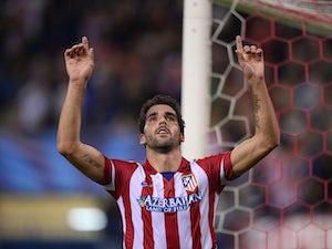Garcia: 'I deserve to be in Spain squad'