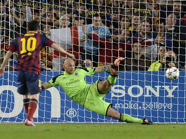Result: Barcelona ease past Milan