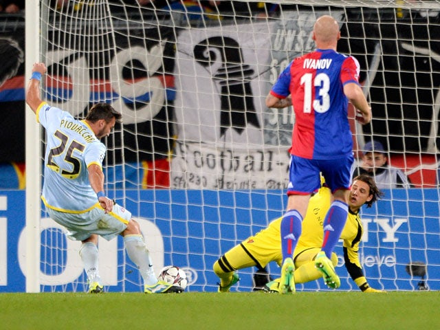 Result: Basel, Steaua share spoils