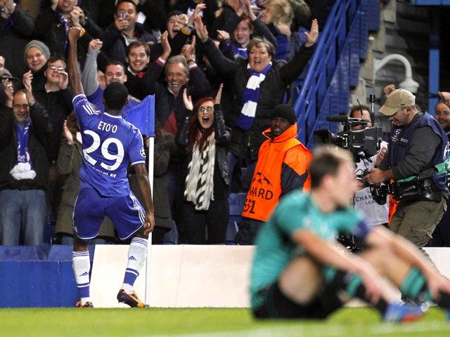 Result: Chelsea ease past Schalke 04
