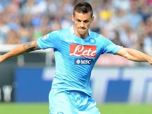 Team News: Seven changes for Napoli