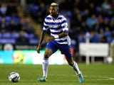 Danny Williams of Reading in action during the Sky Bet Championship match between Reading and Leeds United at Madejski Stadium on September 18, 2013