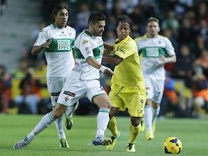 Late Uche strike hands Villarreal win
