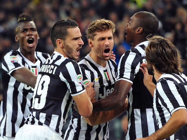 Result: Juve overpower Napoli