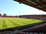 A general view of Dean Court, or the Goldsands Stadium, home to AFC Bournemouth on July 21, 2013