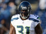 Seattle Seahawks' Kam Chancellor in action against San Diego Chargers on August 8, 2013