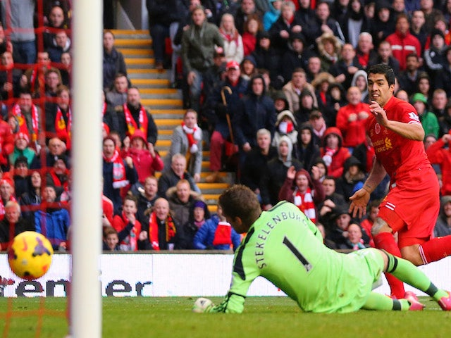 Result: Liverpool thrash Fulham