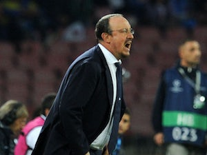 Benitez slams referee following draw