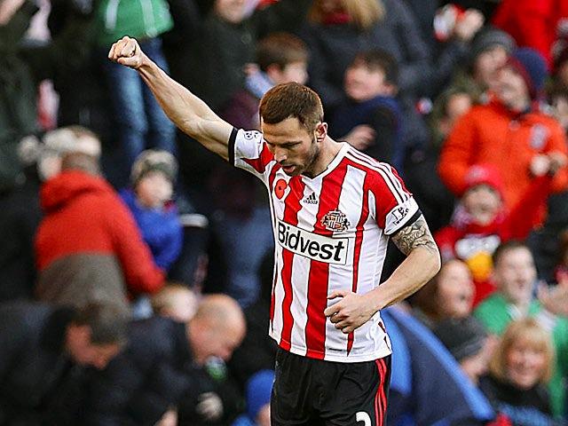 Result: Bardsley goal wins it for Sunderland