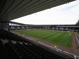Derby academy trio promoted