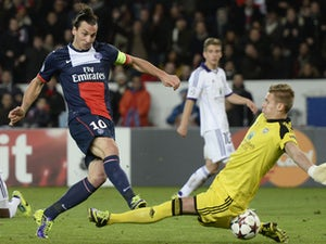 Ibrahimovic rescues draw for PSG