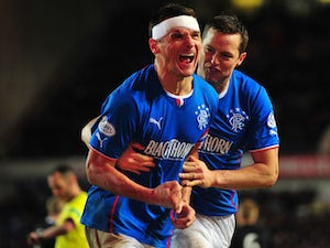 Result: Rangers finish season unbeaten