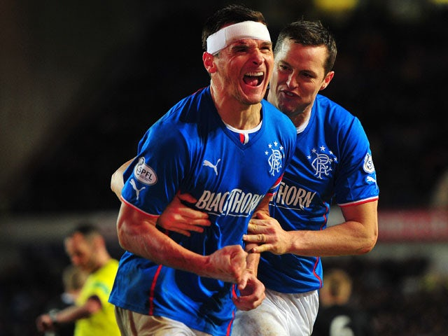 Live Commentary: Rangers 3-1 Dunfermline - as it happened