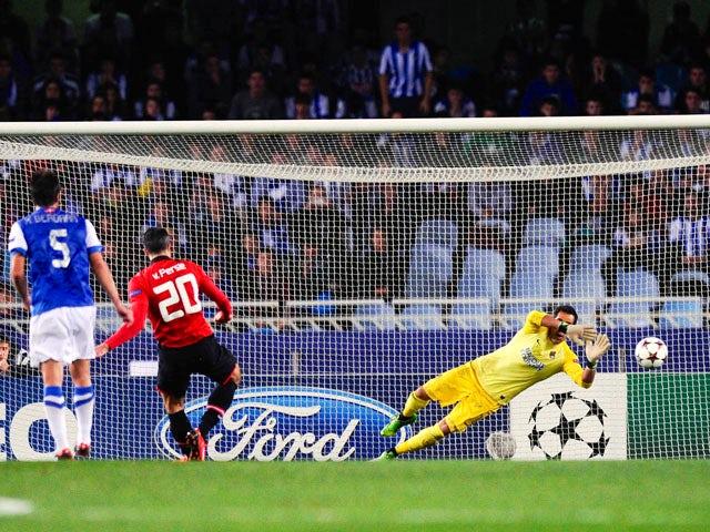 Result: United held by Sociedad