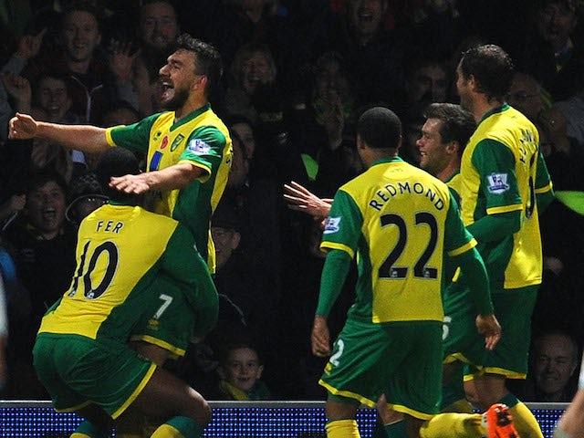 Result: Norwich stage comeback win