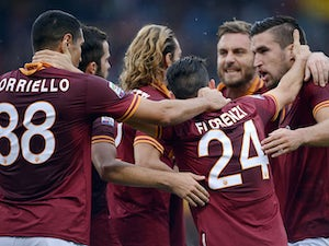 Live Commentary: Roma 1-0 Sampdoria – as it happened