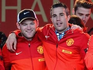 Van Persie ready to resume Rooney partnership