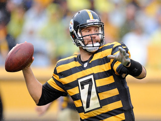 Result: Roethlisberger inspires Steelers win