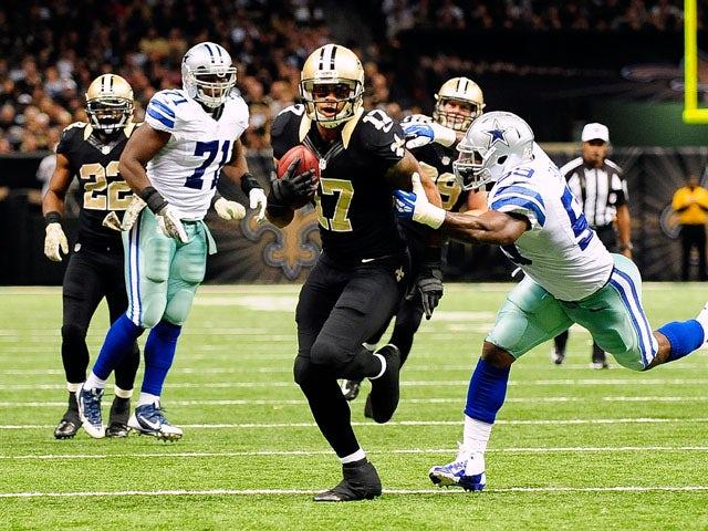Result: Saints destroy Cowboys