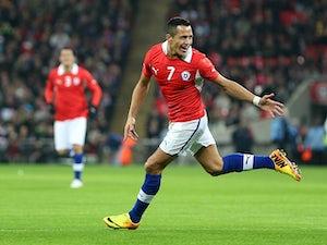 Ecuador holding Chile in Copa America opener