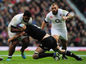 Vunipola out of Six Nations