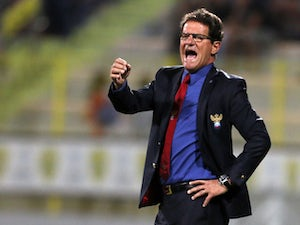 Capello takes charge of Chinese team