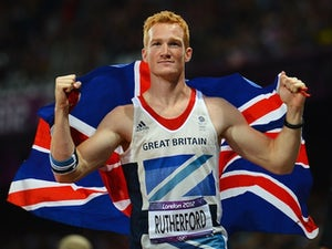 Rutherford breaks British long jump record