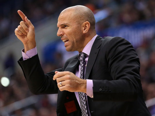 Kidd: 'Nets accepting losses'
