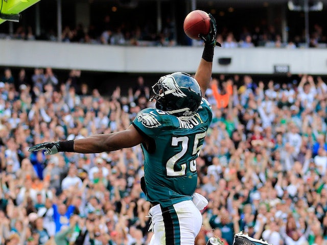 Result: Eagles clinch NFC East