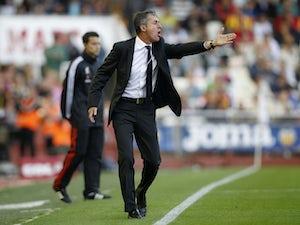 Levante through on away goals