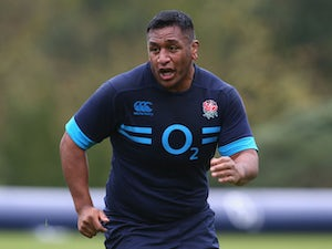 Vunipola left out of England training squad