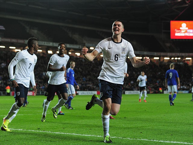 Result: England Under-21s cruise to win