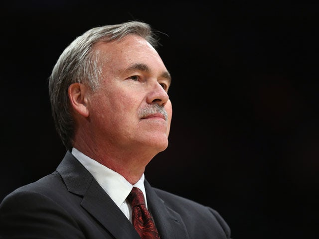 D'Antoni: 'Lakers are in a hole'