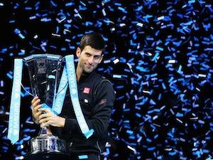 Djokovic wins Mubadala World Tennis Championship