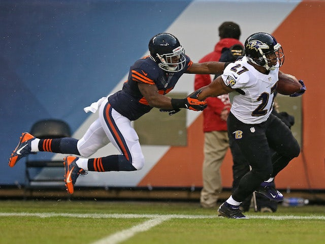 Result: Gould kick secures Bears win over Ravens