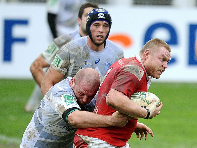 Result: Ulster demolish Benetton Treviso