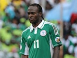 Nigerian attacker Victor Moses in action against Malawi on September 7, 2013