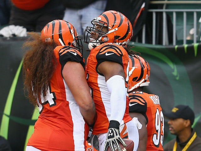 Result: Bengals secure comeback win