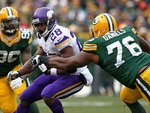 Turner: 'Peterson important to Vikings'