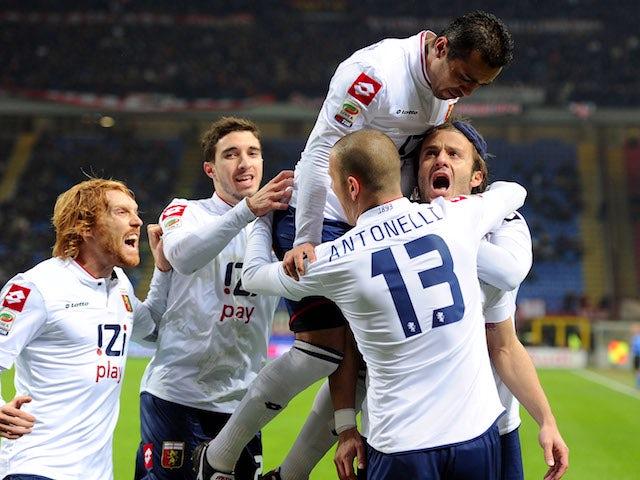 Result: AC Milan held by Genoa