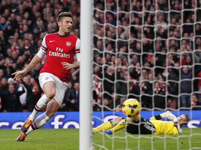 Result: Arsenal see off Saints