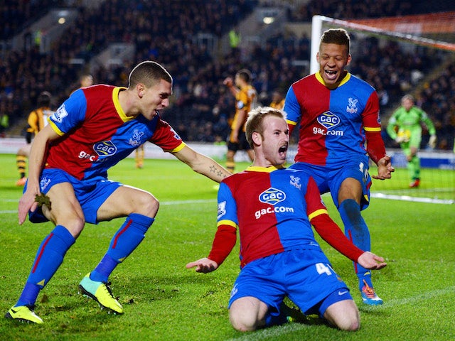 Result: Bannan goal wins it for Palace