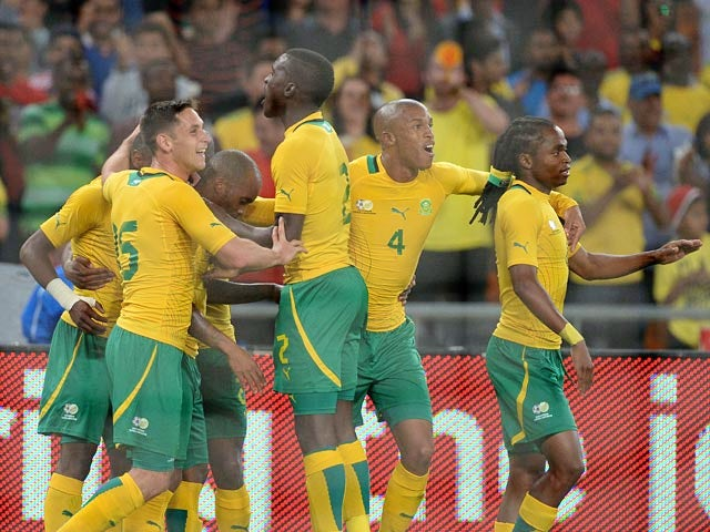 Live Commentary: South Africa 3-1 Mozambique - as it happened
