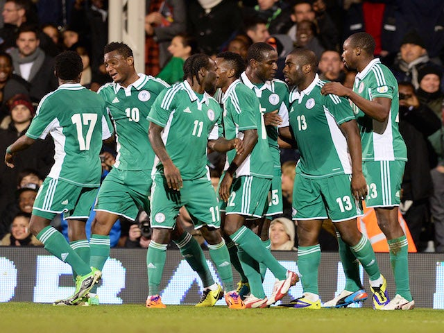 Live Commentary: Nigeria 4-2 Mozambique - as it happened